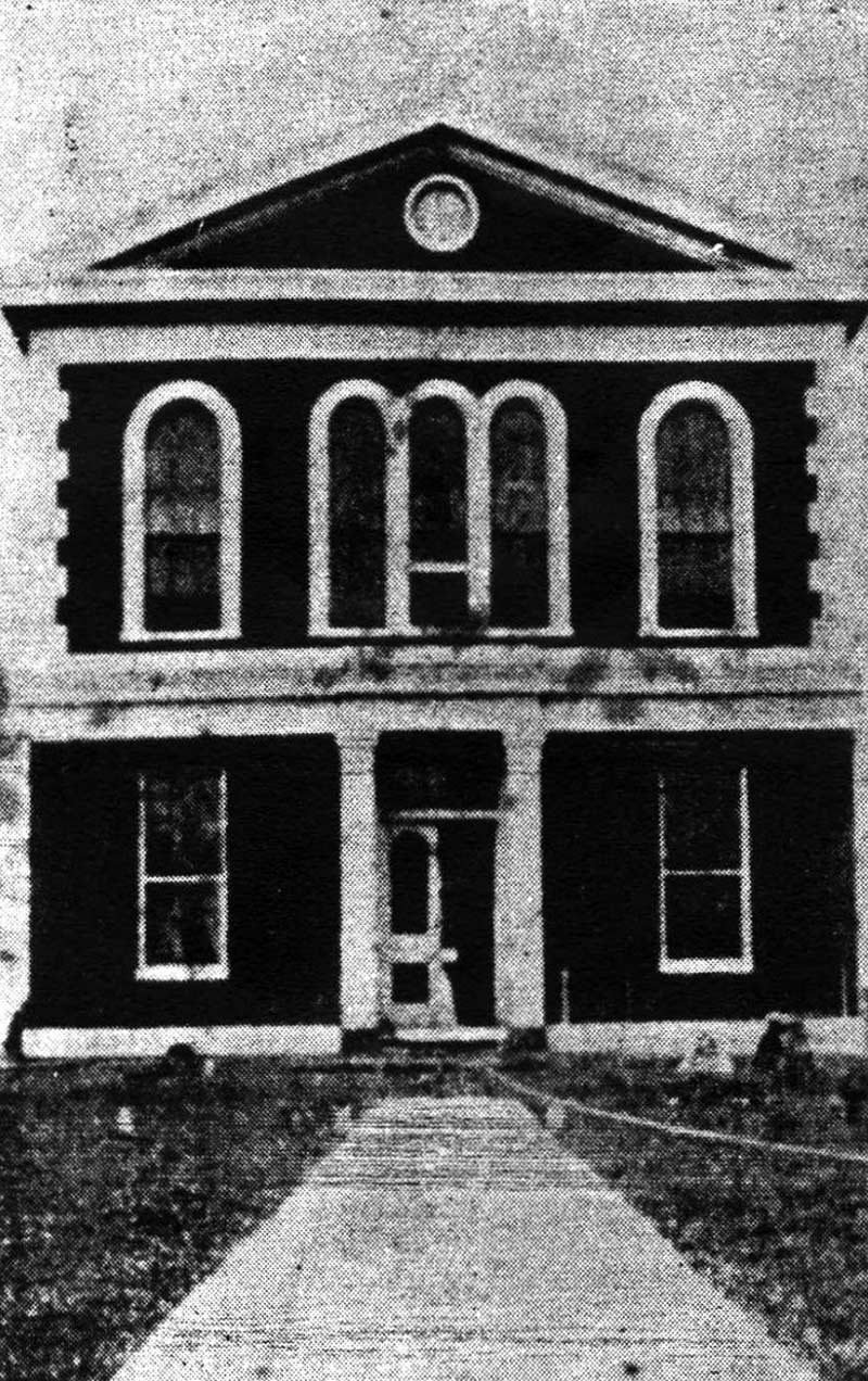1826 Courthouse