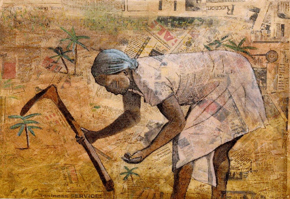 The Gleaner by Robert Fisher