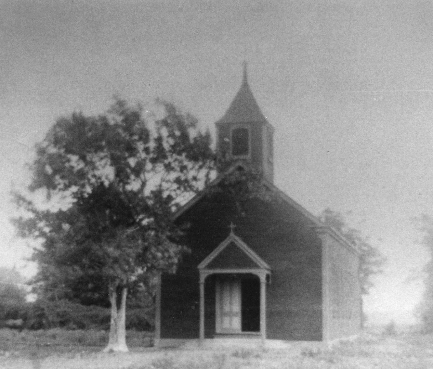 Little Red Church