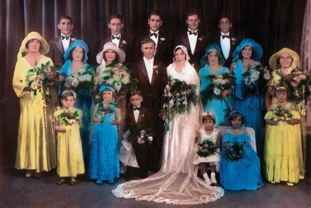 Gendusa Wedding