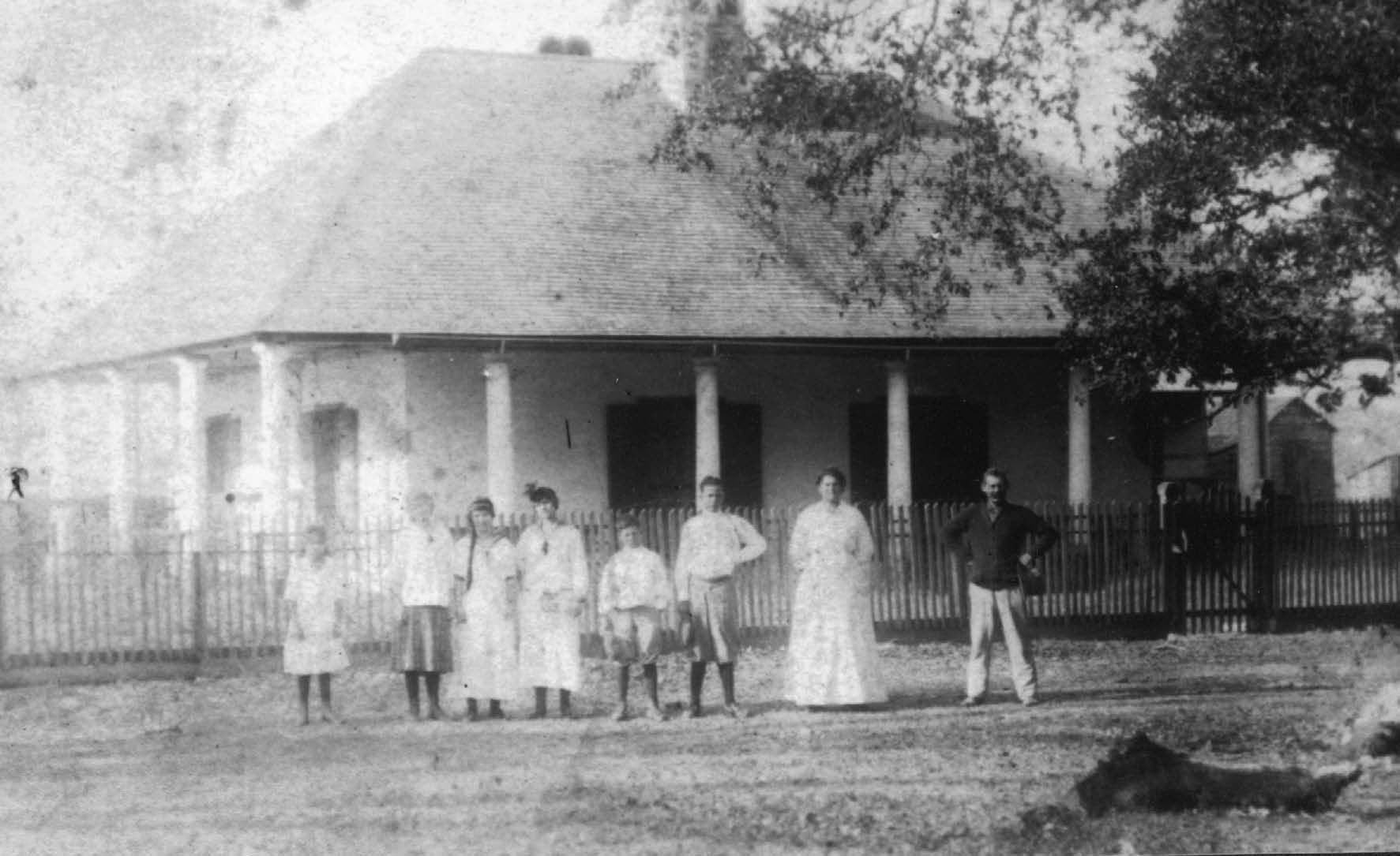 LaBranche Dependency House