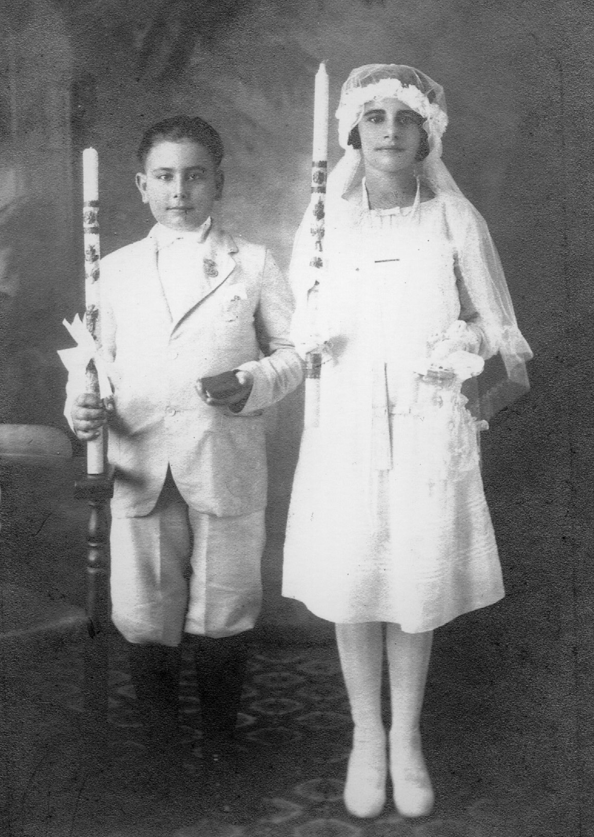 Josephine and Samuel Bosco
