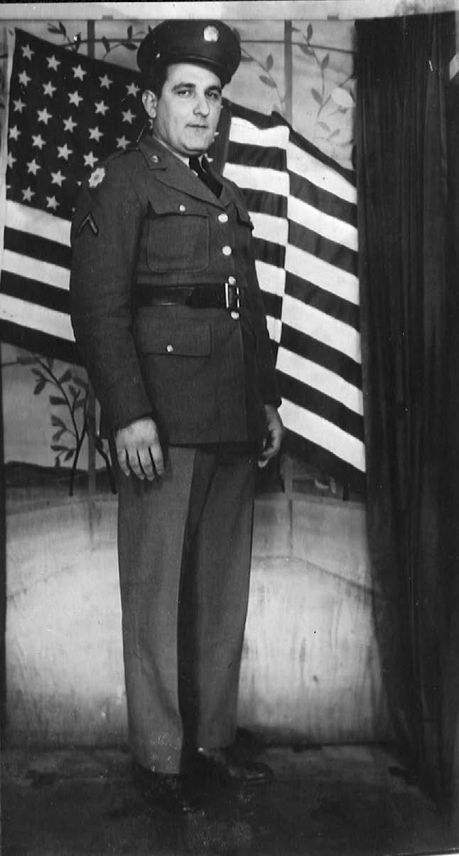 WW II Veteran Anthony Portera