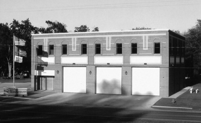 Newest Fire Station