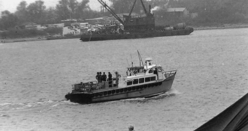 Luling/Destrehan Ferry Disaster