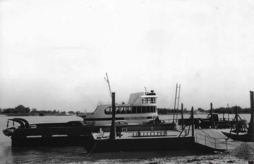 1950s Ferry