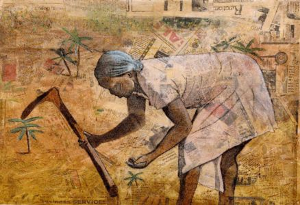The Gleaner by Robert Fisher - Image