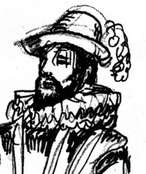 Robert Cavalier, the Sieur de La Salle - Image