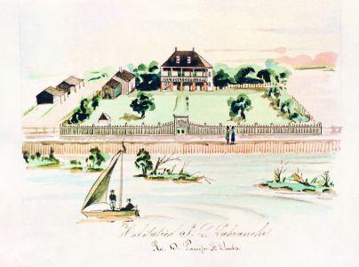 Judge Jean-Louis LaBranche Plantation - Image