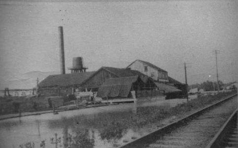 The Sawmill in Des Allemands - Image