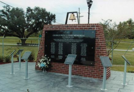 George Prince Ferry Memorial - Image