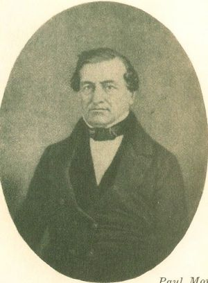 Judge Pierre Adolphe Rost - Image