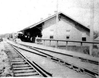 Des Allemands Depot