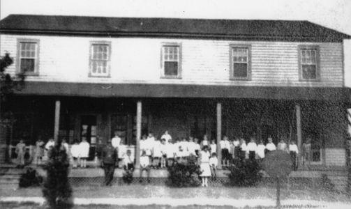 Shell Schoolhouse