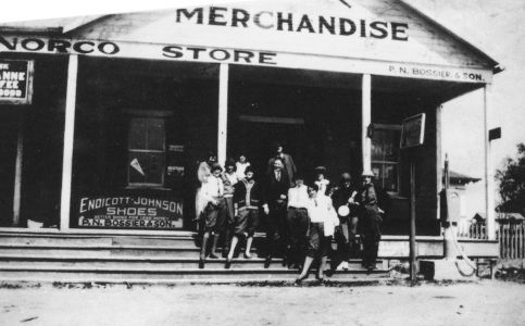 The Bossier Store