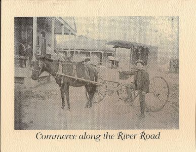 Commerce Along River Road