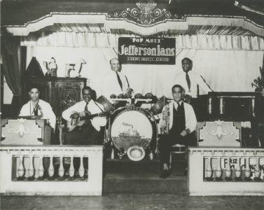 Papa Mutt Careys Band