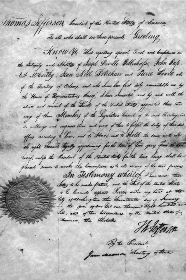 Jefferson Document