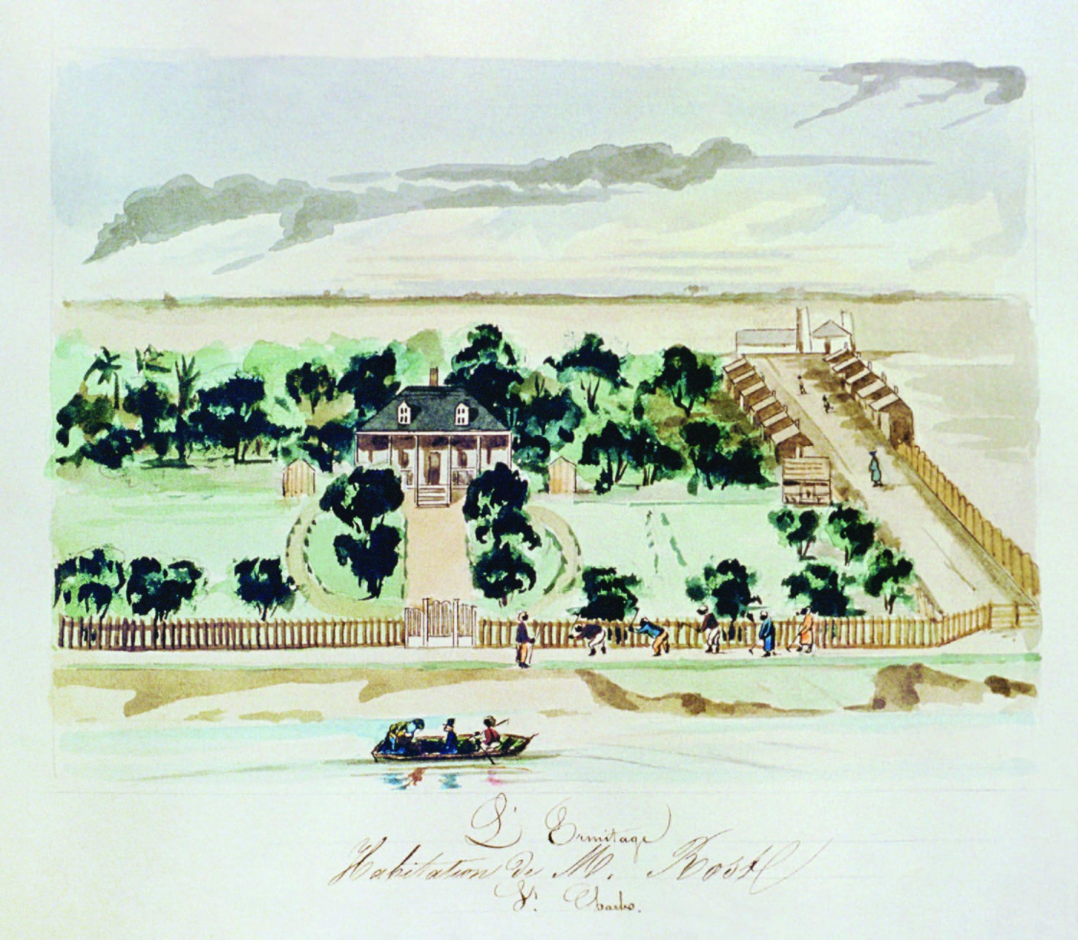 Hermitage Plantation