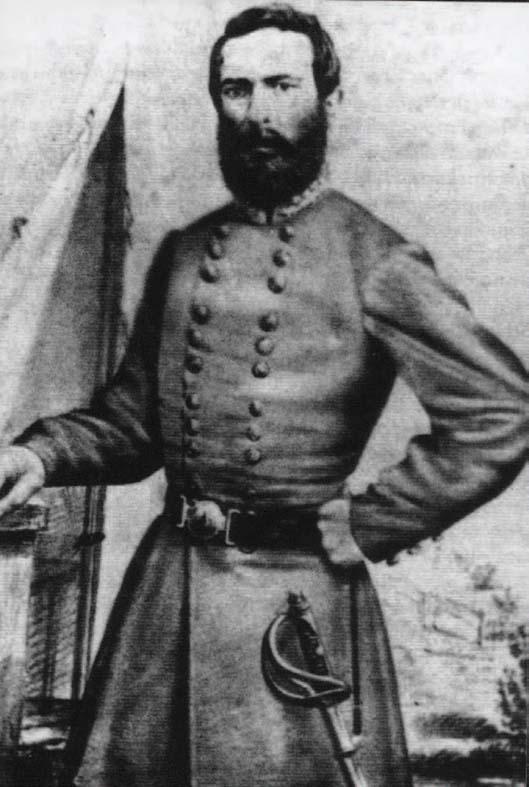 Lieutenant General Richard Taylor