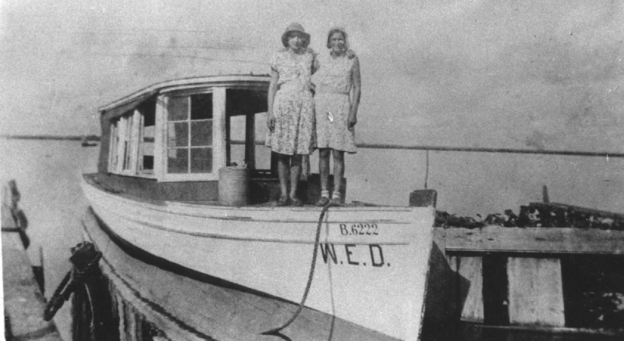 Bayou Gauche School Boat