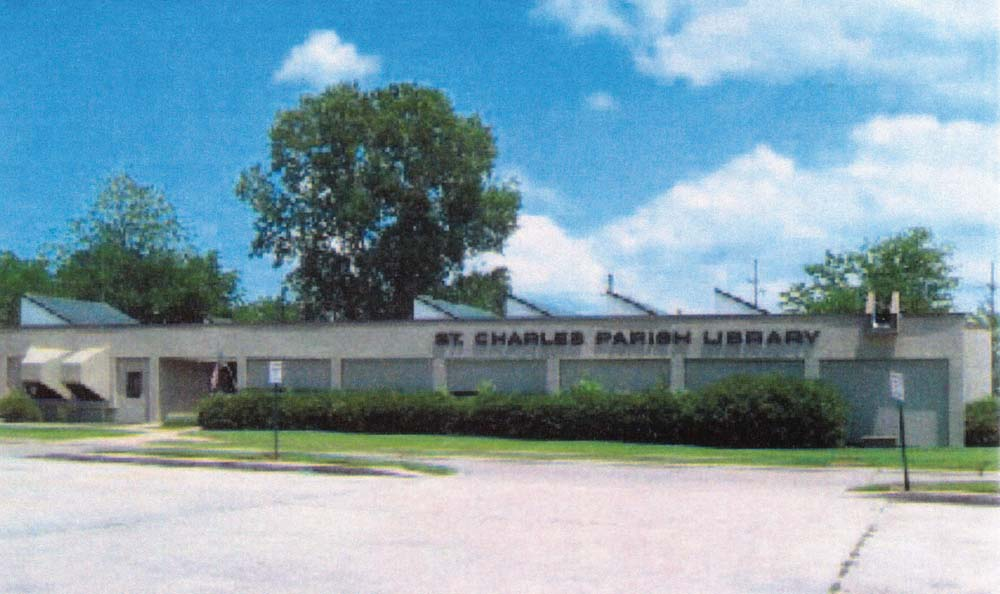 East Bank Regional Library