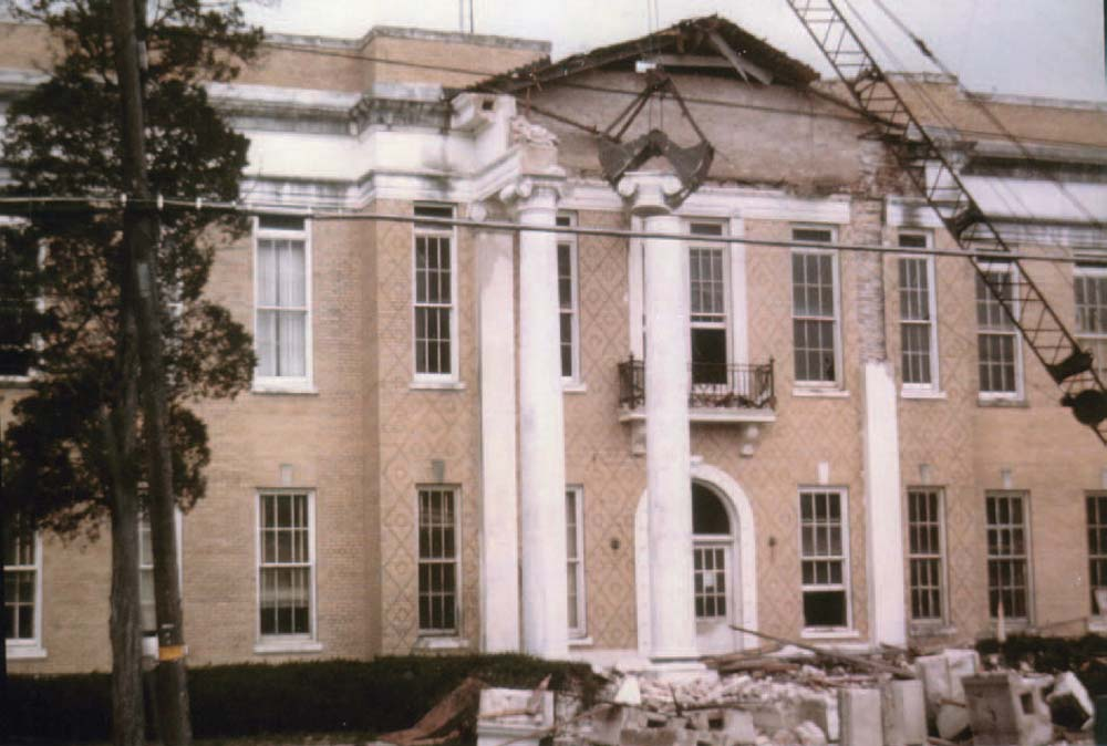 Courthouse Demolished