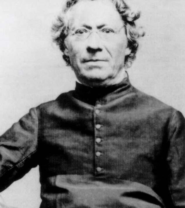 Father Joseph Paret