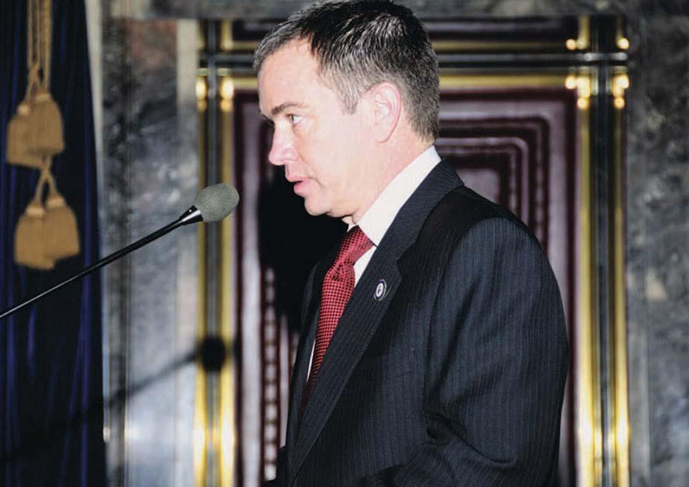 Senator Joel T. Chaisson