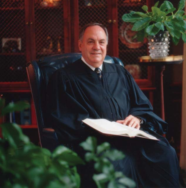 Justice Harry T. Lemmon