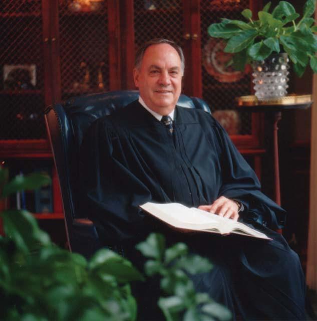 Justice Harry T. Lemmon