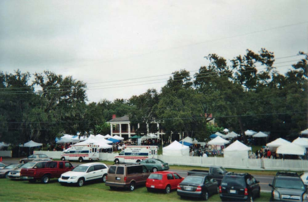 Destrehan Plantation Fall Festival
