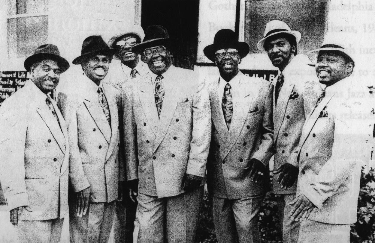 Zion Harmonizers Contemporary Music Legends