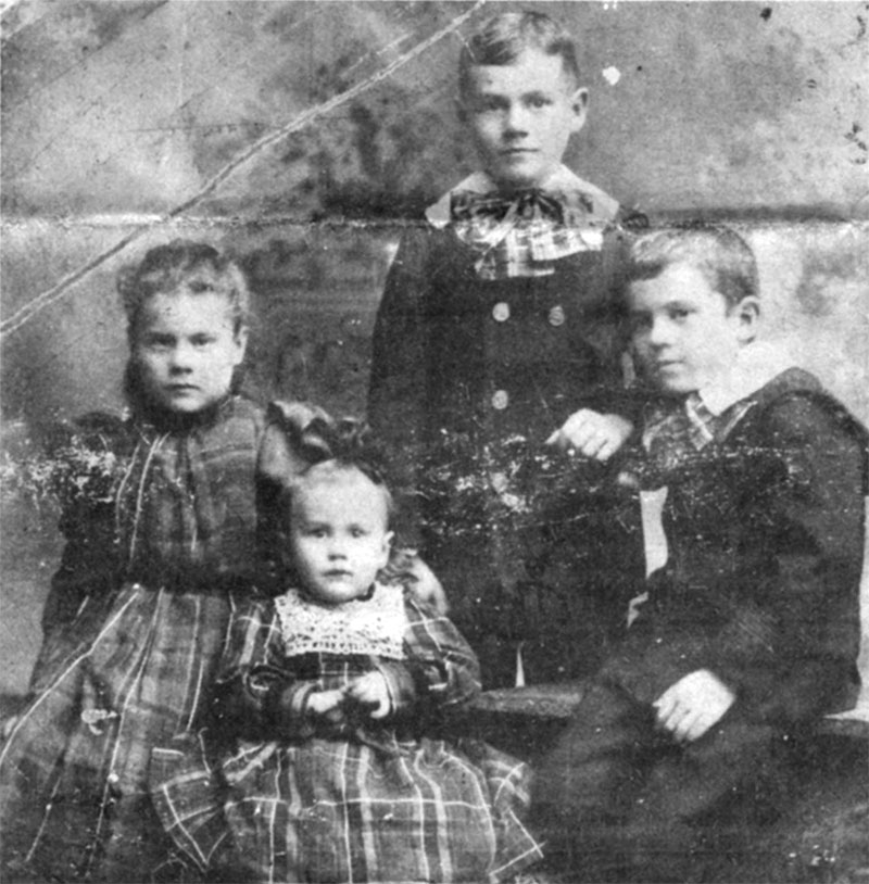 Charles Elfer Children