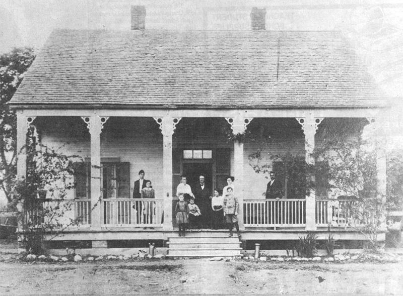 Charles Elfer Home
