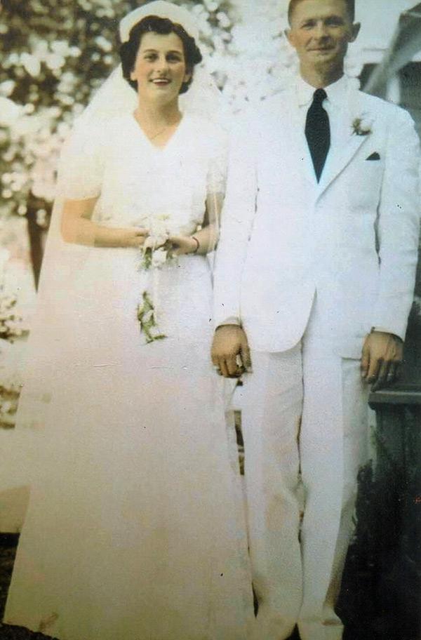 Mr. and Mrs. Hurst