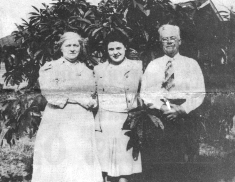 Judge Elfer and Family