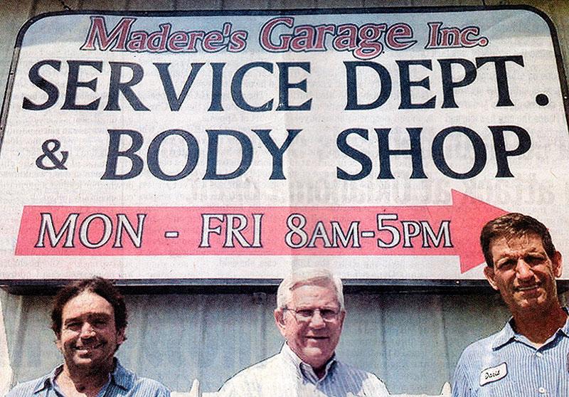 Madere\'s Garage - Image