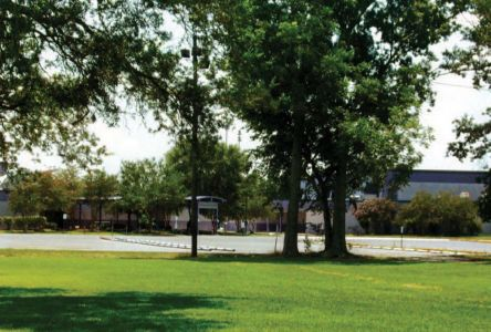 Hahnville High School - Image