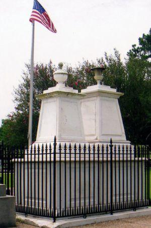 State Constitution Delegate's Gravesite - Image