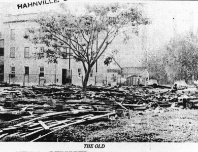 Courthouse Damage