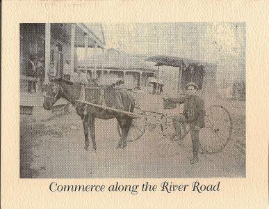 Commerce Along River Road