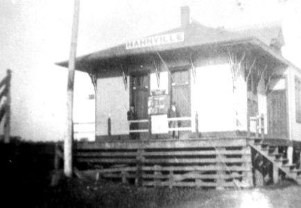 Hahnville Depot