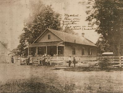 Early School in Hahnville