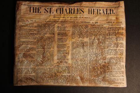St. Charles Herald, 1875