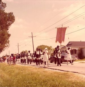 Mother's Day Parade