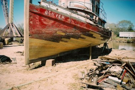 The Denver Saving America's Treasures