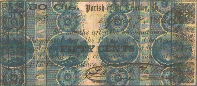 St. Charles Currency