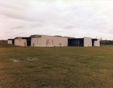 Allemands Elementary in the Late 1970s