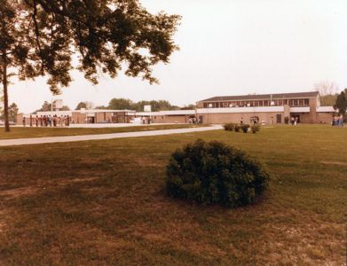 Landry Middle School in the Late 1970s